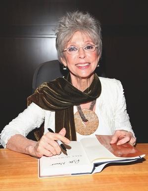 Rita Moreno to Receive SAG Life Achievement Award