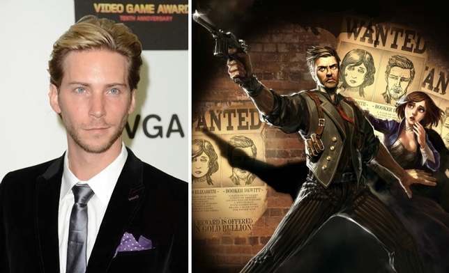 How to Act in Video Games: Troy Baker, 'BioShock: Infinite'