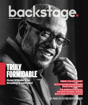Forest Whitaker Wants to Be a 'Better Actor'