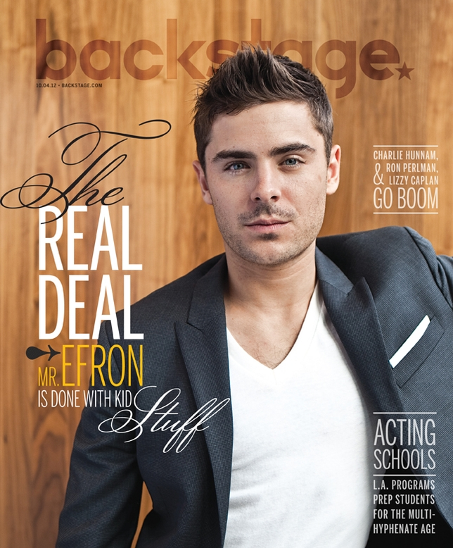 Zac Efron Leaves 'High School Musical' Behind for 'The Paperboy'