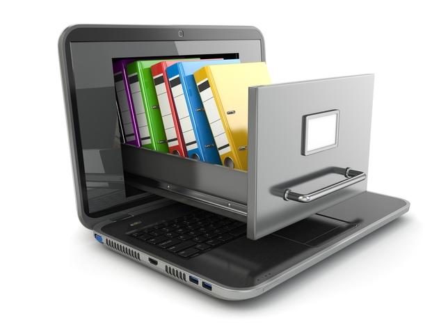 How to Handle Huge Digital Files