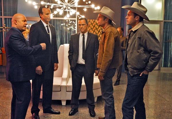 'Vegas' Recap: Episode 1, 'Pilot'